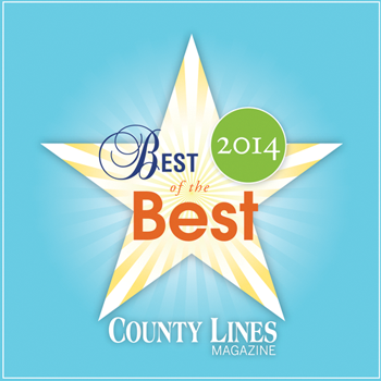 Best of the Best 2014 - county lines magazine